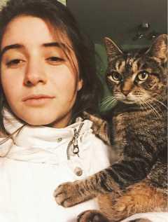 Gaia, Pet Boarder in Rockefeller Center