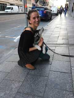 Irina, Pet Walker in Leuven