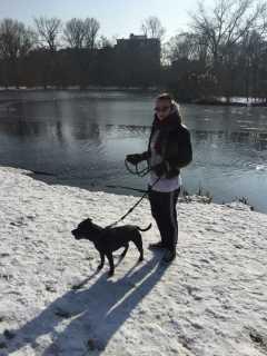 Emma, Pet Walker in Amsterdam
