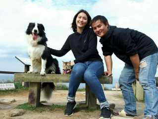 郁雯, Pet Boarder in Keelung