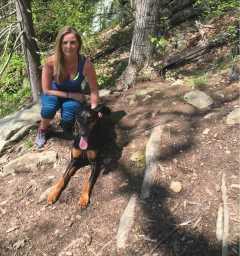 Rebecca, Pet Boarder in Farmington