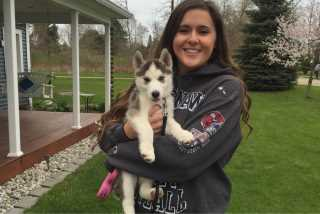 Courtney, Pet Boarder in Saginaw charter township