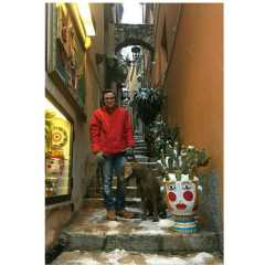 Luigi, Pet Walker in Catania