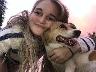Lana, Pet Boarder in Van Riebeeckstrand