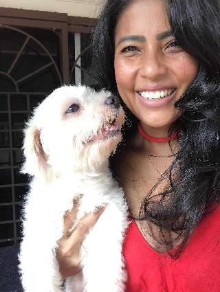 Fizzell, Pet Driver in Taman Desa Harmoni