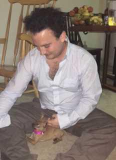 Brad, Pet Walker in Robinson